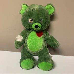 RARE Build A Bear Zombear Zombie Teddy Bear